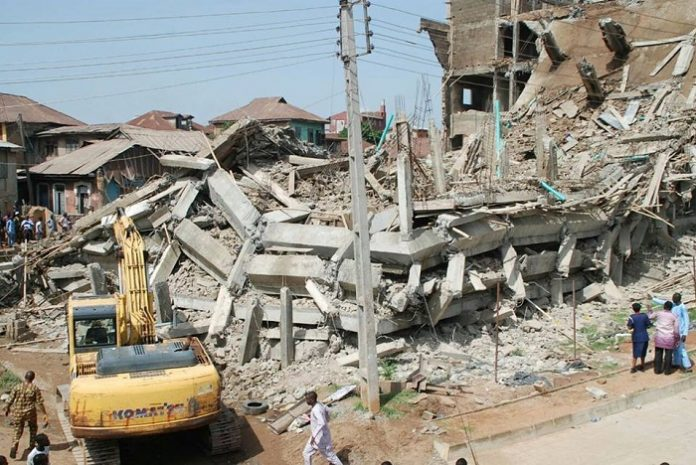 Concerns raised over collapse of buildings in Nigeria