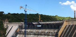 Sika involved in expansion of Hazelmere Dam