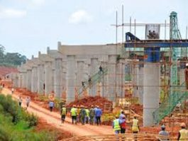 Chinese construction projects creates jobs for Ugandan youths