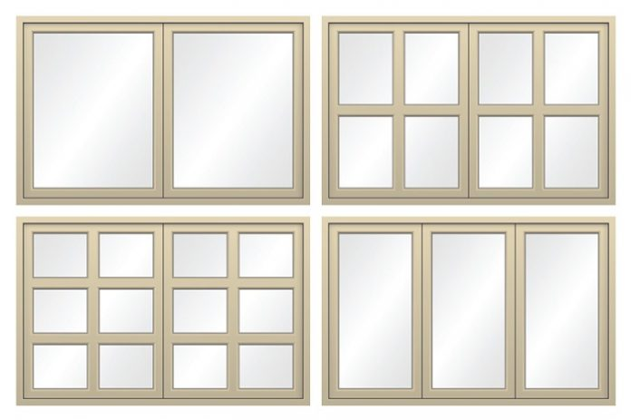 Windows frames