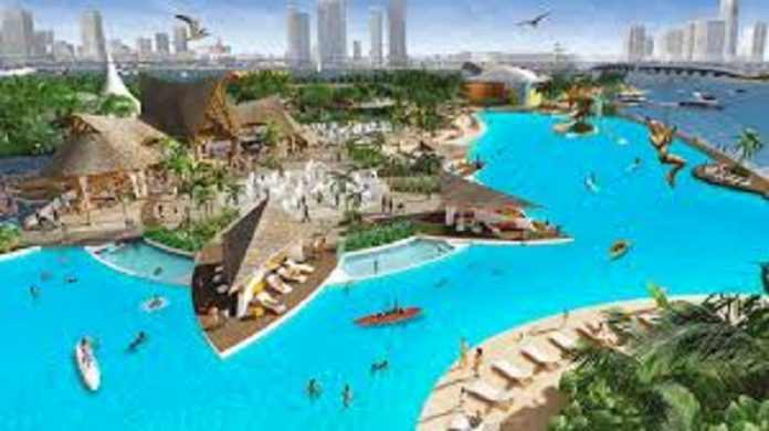 Crystal lagoon opens new office in Egypt