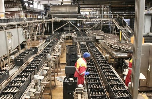 East Africa Breweries Ltd to construct a US$ 145m brewery in Kisumu
