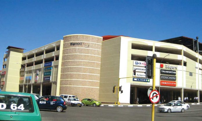 Work on phase 4 of Wernhil Park Shopping Centre in Namibia launched