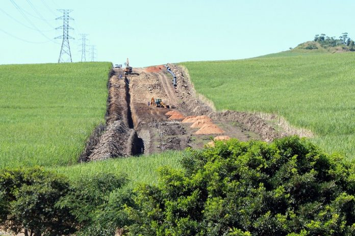 Phase 5 of Durban's Northern Aqueduct Augmentation to start August
