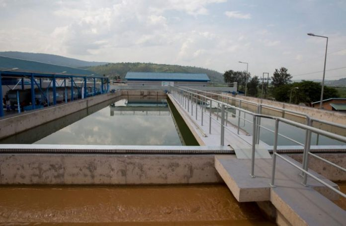 Nkombo Island in Rwanda gets water treatment plant