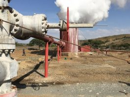 Corbetti Geothermal project
