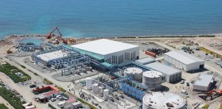 Desalination-Plant in Durban