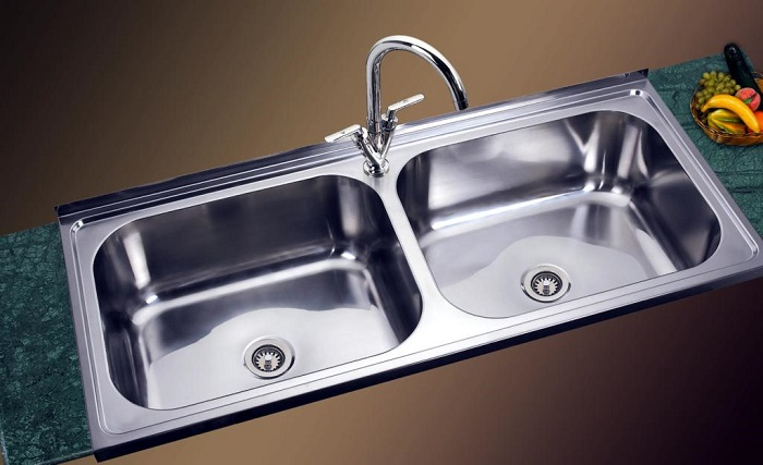 4 Unique types of Kitchen Sinks