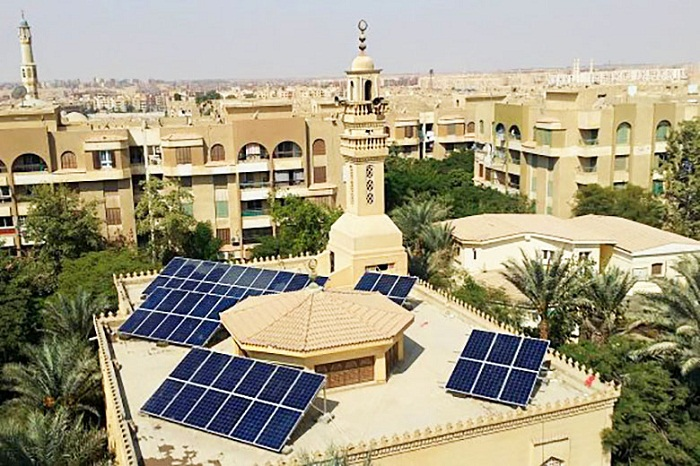 The Minister of Electricity Inaugurates Egypt's Largest Bank-Owned Solar Station