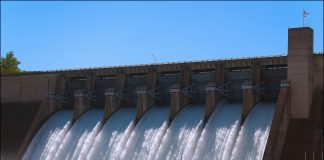 Hydropower plant in Nigeria