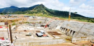 Mambilla Hydro power