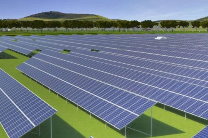 Tom Burke Solar Plant In South Africa Strategically Positioned