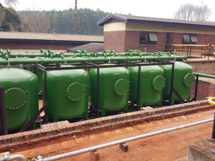 PR VEO 4084 Politsi Packaged Water Treatment Plant (Veolia)