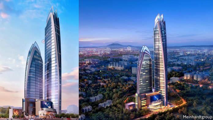 Africa's tallest buildings