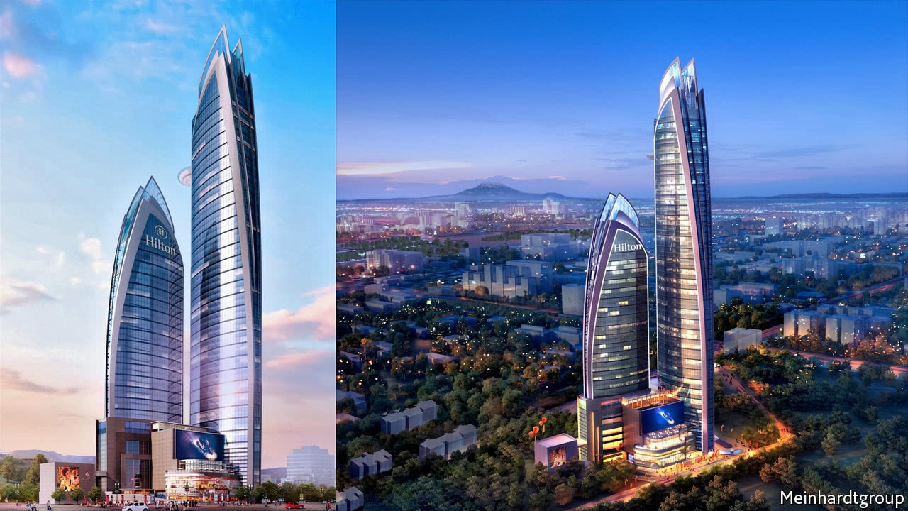 Africa S Tallest Buildings