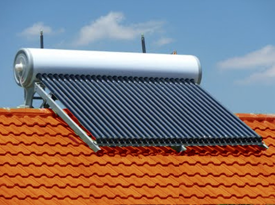 Solar Water Heating Is A No Brainer