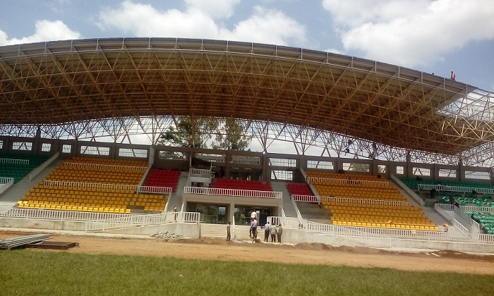 Phase one of Bukhungu Stadium in Kenya to be launched soon