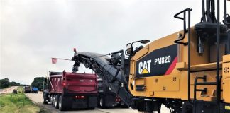 Cat intros PM820, PM822, PM825 cold planers with grade control integration