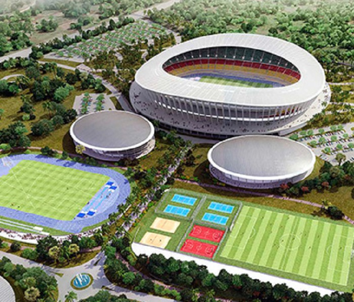 Construction Of Japoma Stadium In Cameroon On Track
