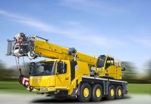 Manitowoc introduces a new all-terrain crane