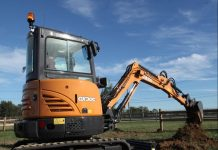 Case unveils TV370 CTL, expands C-Series excavator lineup with CX30C