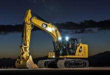 Cat unveils 3 20-ton Next Gen excavators