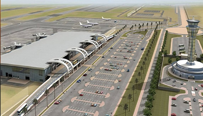Image result for blaise diagne airport