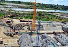 Construction work on a 16km gas pipeline in Angola complete