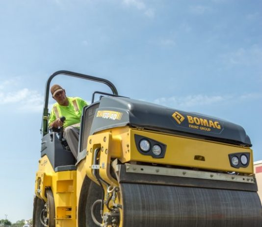 BOMAG unveils new BW 138 AD-5