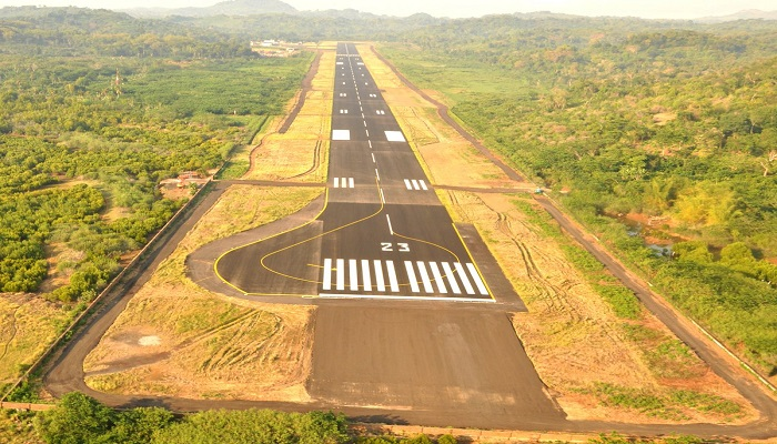 Construction Of Ivato International Airport And Fascene