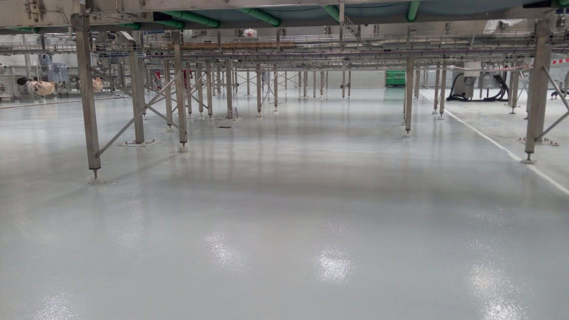Factors that give epoxy flooring an edge over other flooring options