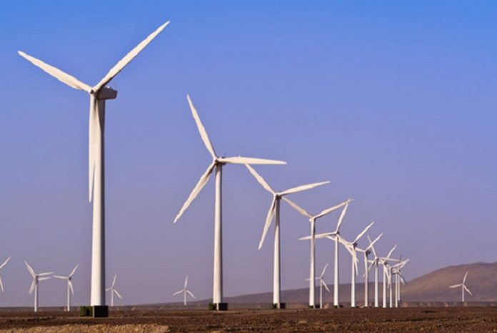 Construction of Perdekraal East wind farm in South Africa completed