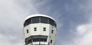 Lanseria Airport Control Tower