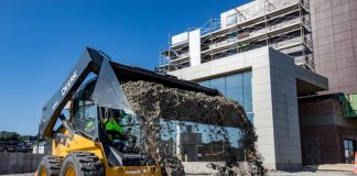 New DD110C compactor from Volvo to boost productivity