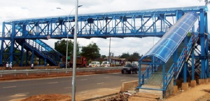 Construction of footbridges