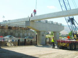 Kazungula Bridge project