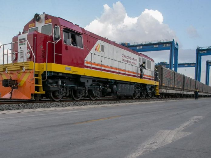 Kenya Railways urges importers to use SGR to transport cargo