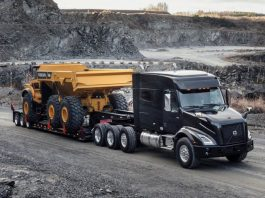 Volvo unveils new VNX Series trucks