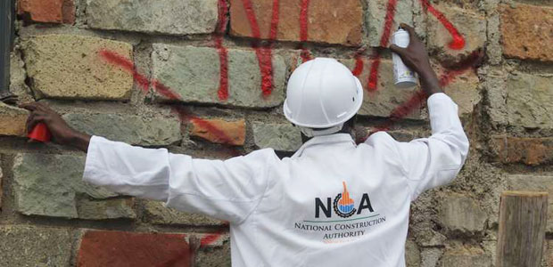 NCA announces a 50% drop in building projects