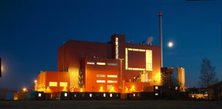waste-energy plants