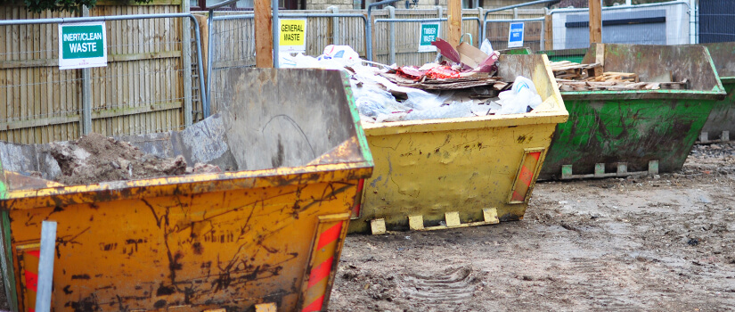 5 Waste Management Tips For The Construction Industry
