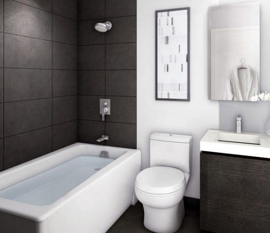 Turning a bathroom from a water guzzler to a water saver