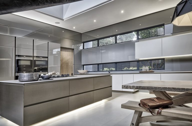 Choosing modern kitchen fittings for a discerning home