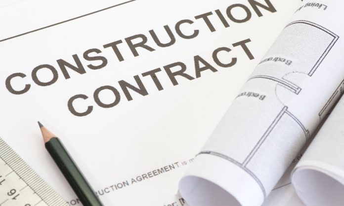 successful execution of construction contracts