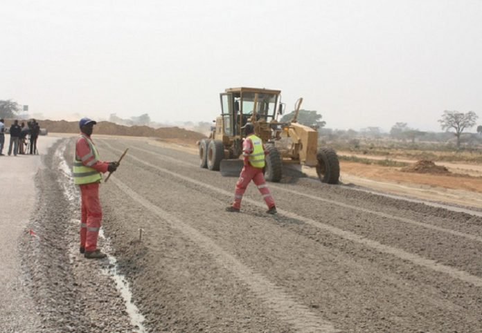 Ghana's Sokode-Ho Dual Carriage road project at 34% complete