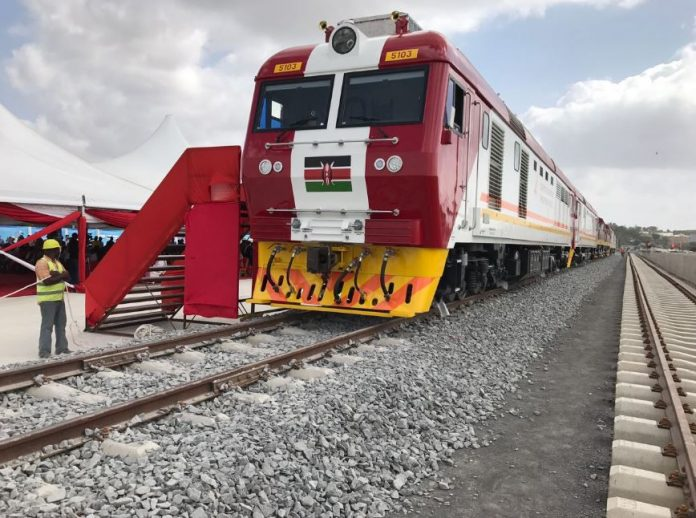 Expansion of SGR line to cover 10 berths at the Mombasa port