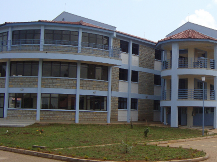 new Moi Teaching and Referral Hospital