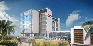 Mozambique opens a new offshore hotel property