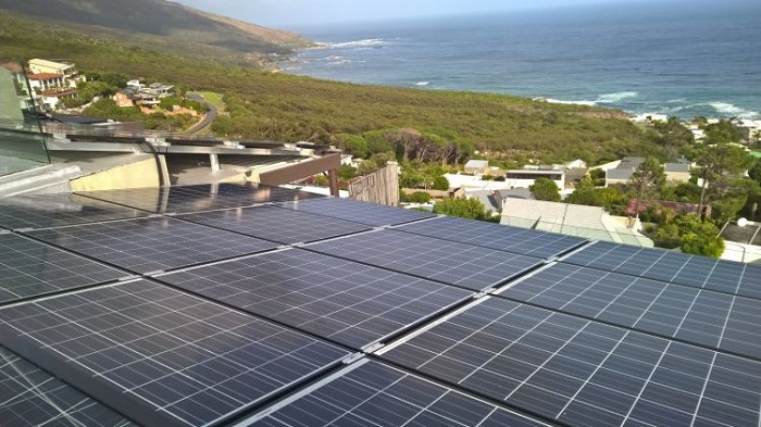 Building Energy Provides Rooftop Photo Voltaic System For