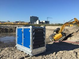 BBA Pumps releases the new BV150 benonite and sludge pump with internal flushing technology